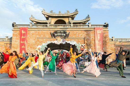 Nhiều chương trình hấp dẫn sẽ diễn ra tại Công viên Ấn tượng Hội An trong tháng 10 này.