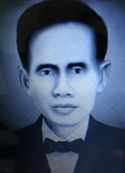 Chí sĩ Thái Phiên.