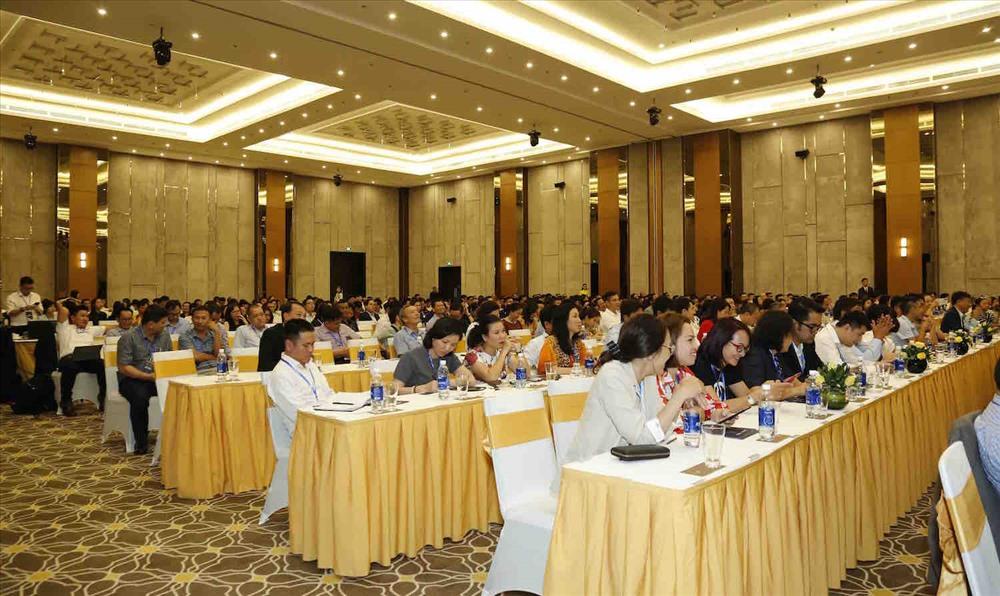 Hơn 800 khách mời, đại diện cho hơn 200 NCC lớn trong nước và quốc tế tham dự Hội nghị nhà cung cấp do Vincommerce tổ chức.