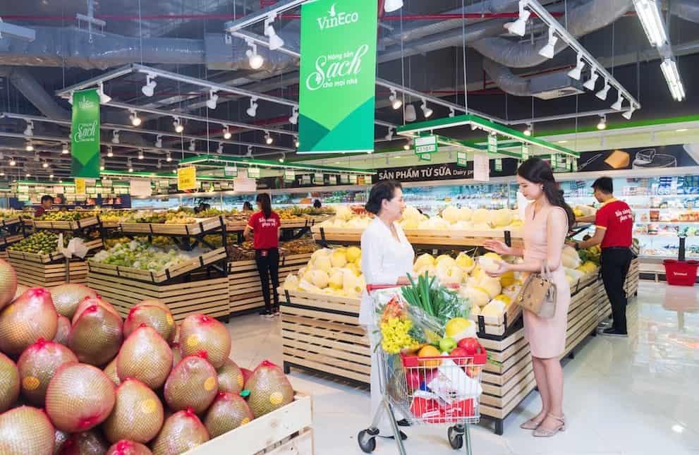 VinMart & VinMart+ sẽ có hơn 10.000 siêu thị và cửa hang, tiên phong phủ sóng tại khắp 63 tỉnh, thành trên cả nước vào năm 2025.