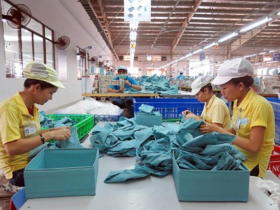 DN Quảng Nam cần xây dựng sản phẩm đặc trưng, thích ứng với thương chiến.Ảnh: T.D