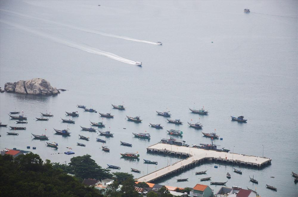 Các tỉnh, thành vùng duyên hải Nam Trung Bộ đều sở hữu tiềm năng lớn để phát triển kinh tế biển. Ảnh: Q.T