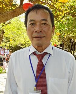 Ông Đặng Vĩnh Thọ.