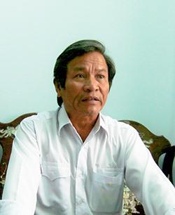 Ông Nguyễn Thành Nam.