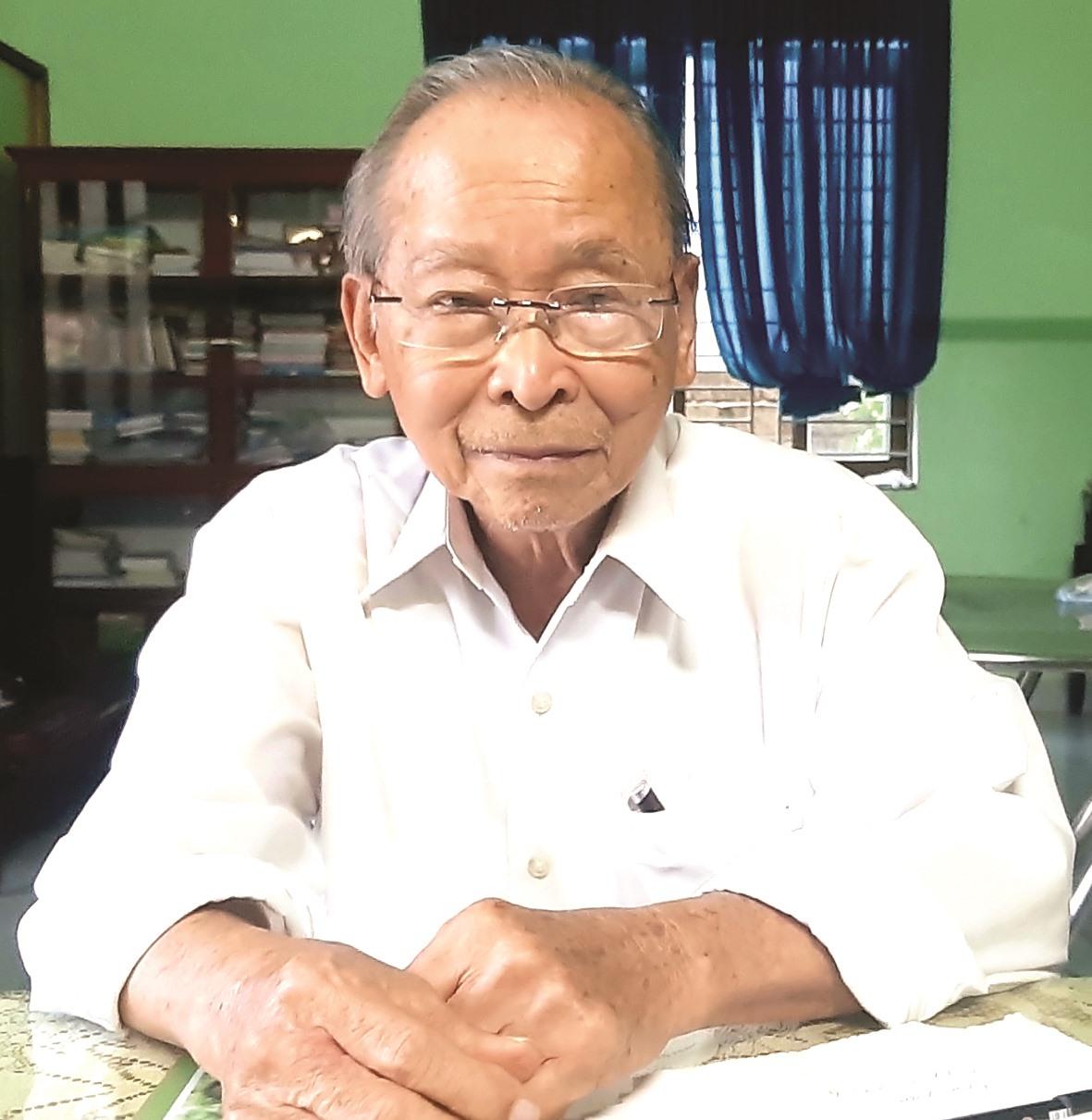 Ông Lê Đào.Ảnh: HOÀI NHI