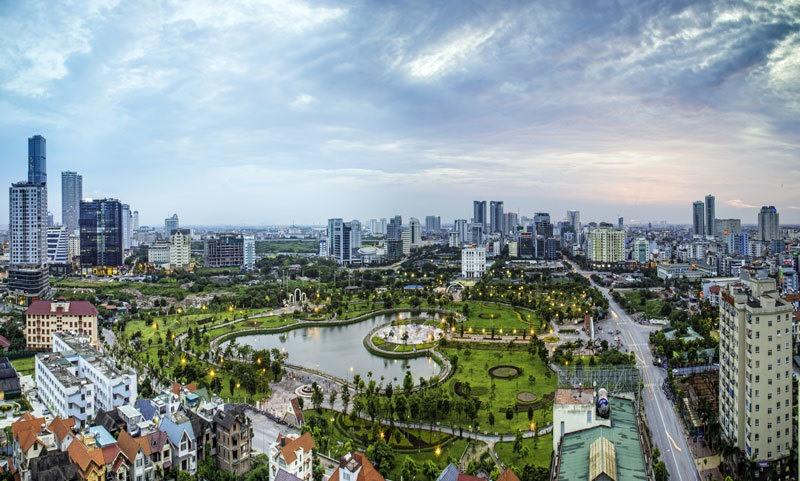 Giá nhà tại TPHCM và Hà Nội tiếp tục tăng.