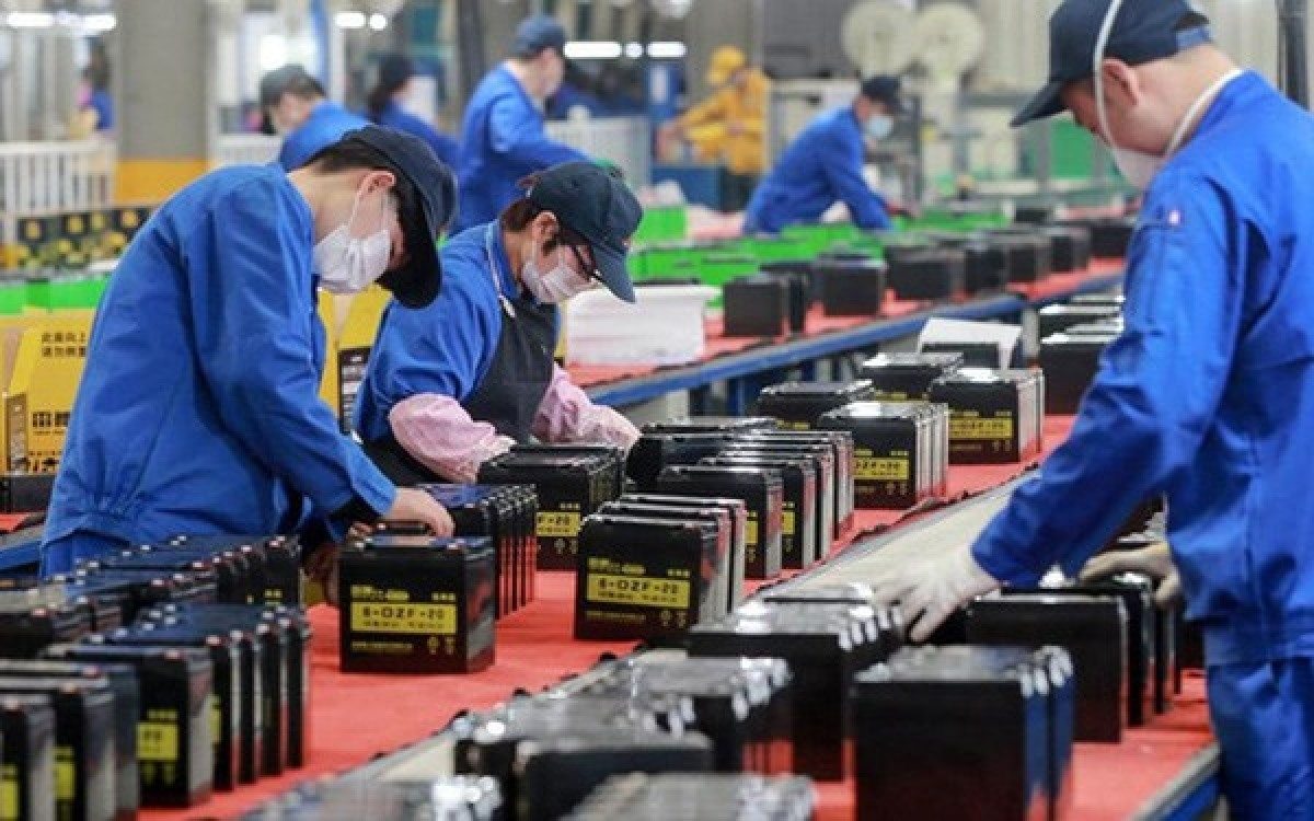 Vietnam is leading the global race to replace some of China's export production