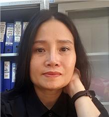 TS. Nguyễn Thị Minh Phương - Trưởng khoa Môi trường và Công nghệ Hóa, Trường Đại học Duy Tân. Ảnh NVCC