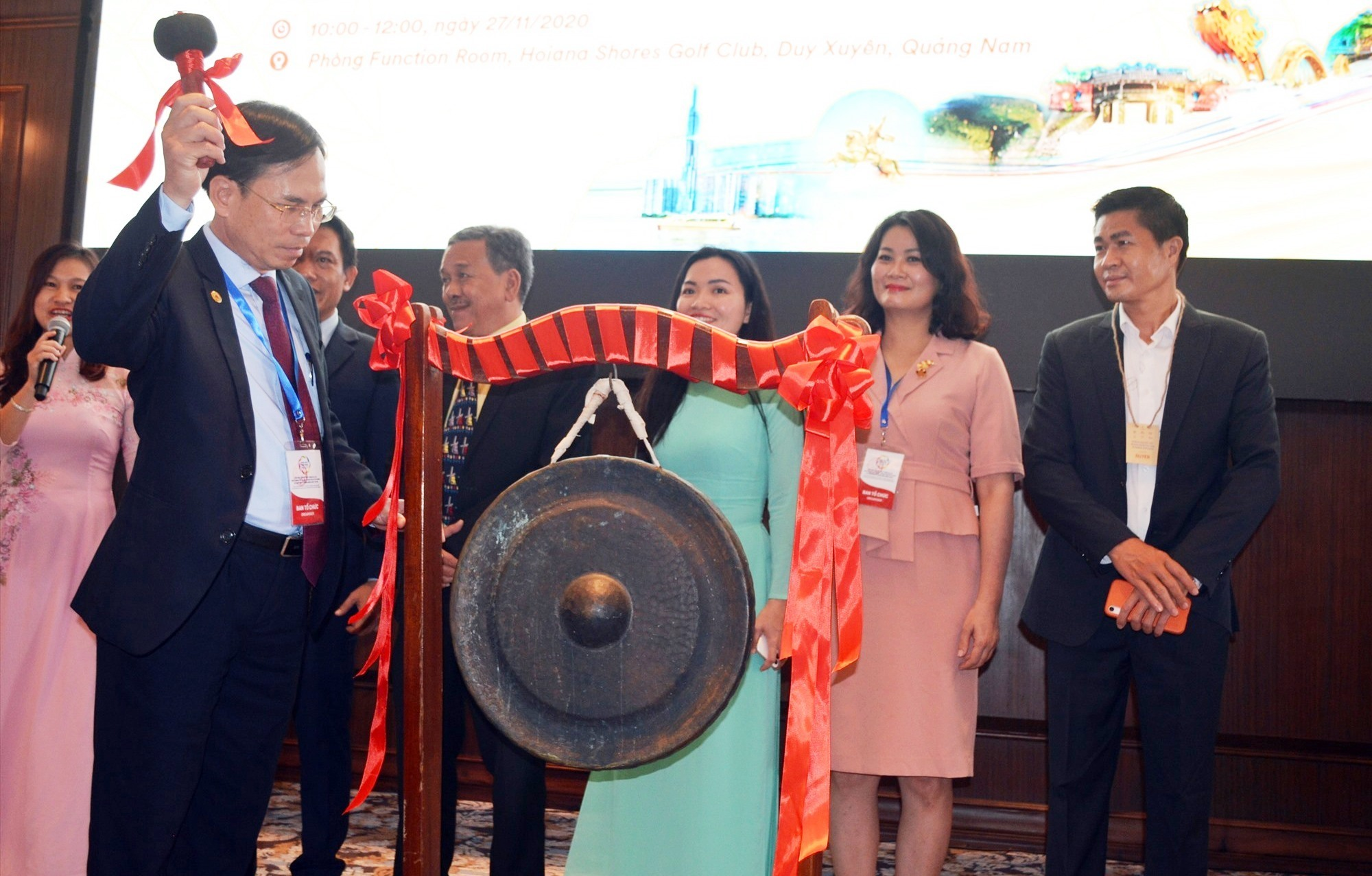 Opening ceremony of the Business Matching