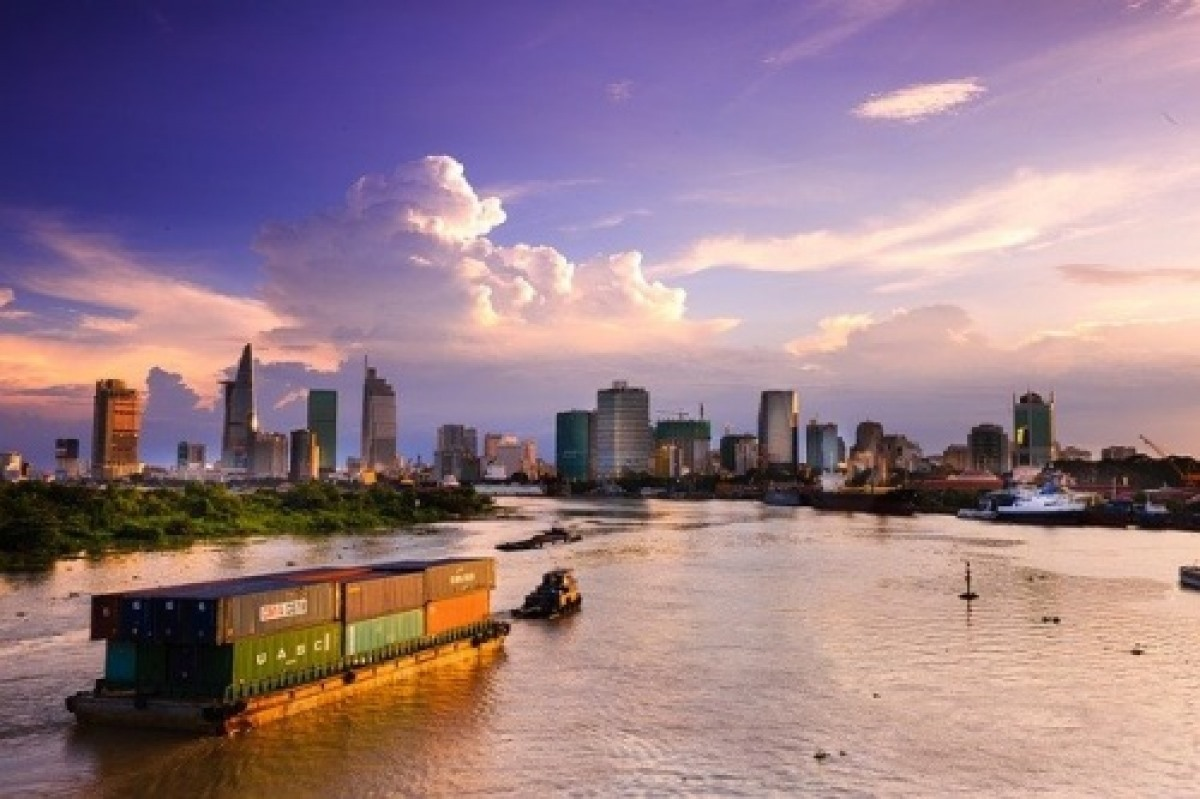 Ho Chi Minh City ( Image by Quang Nguyen vinh from Pixabay)