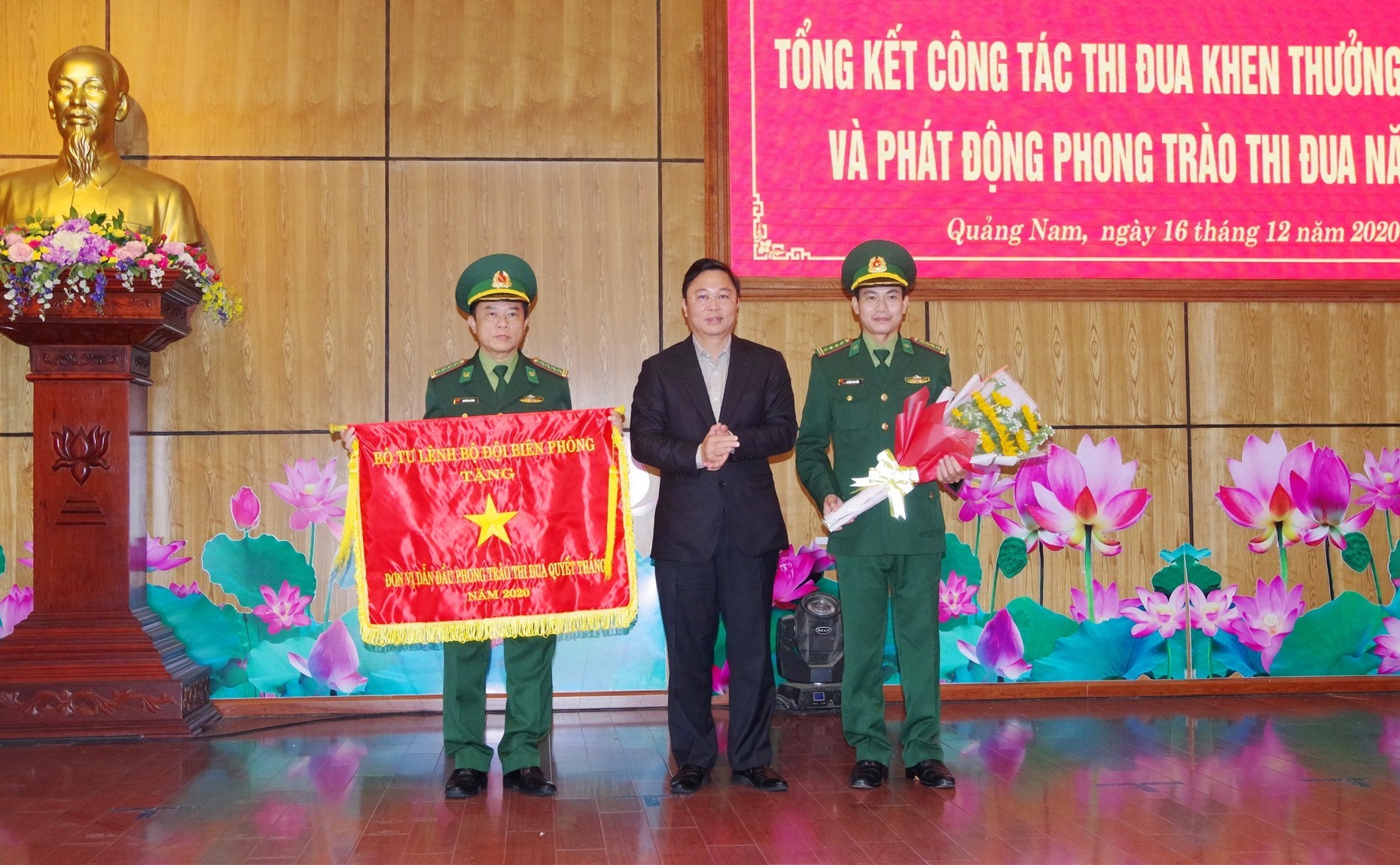 Chủ tịch UBND tỉnh Lê Trí Thanh
