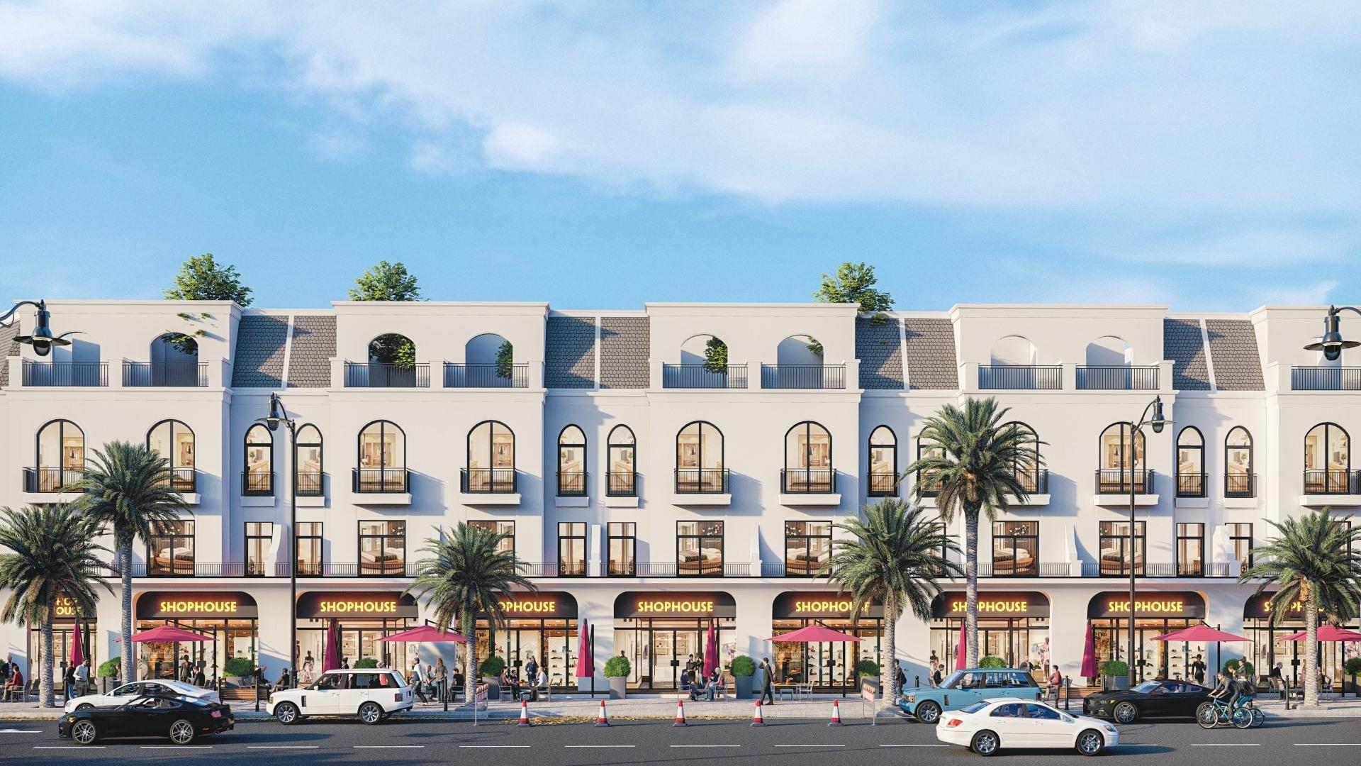 Tương lai đô thị The Dien Nam Village – Phân khu Rico Center