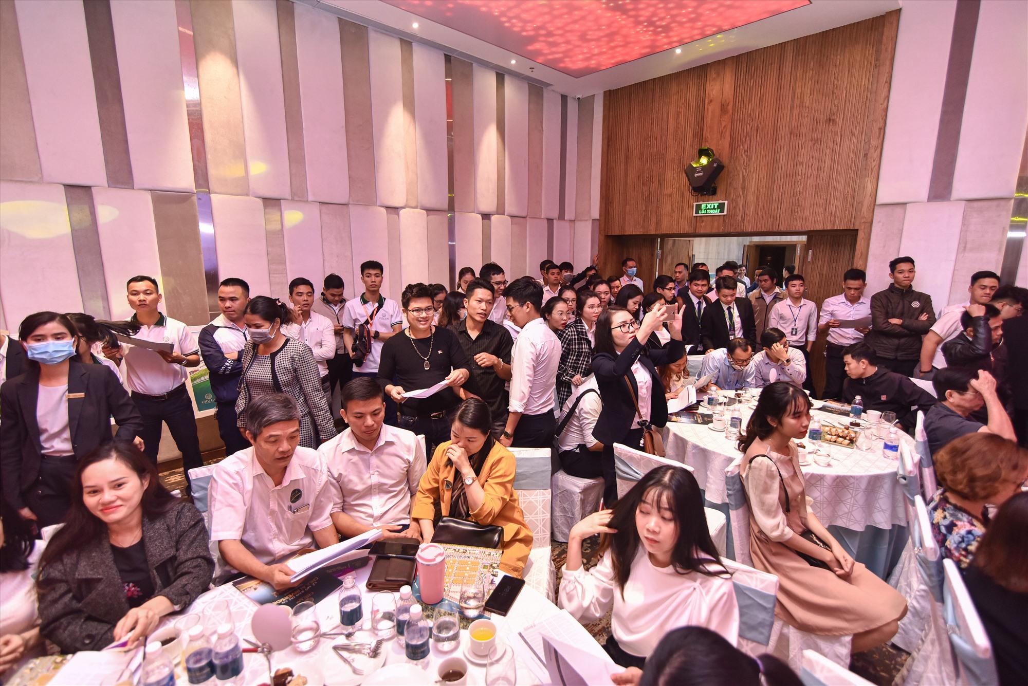 Chu Lai Riverside ra mắt tháng 11.2020 đã được thị trường đón nhận.