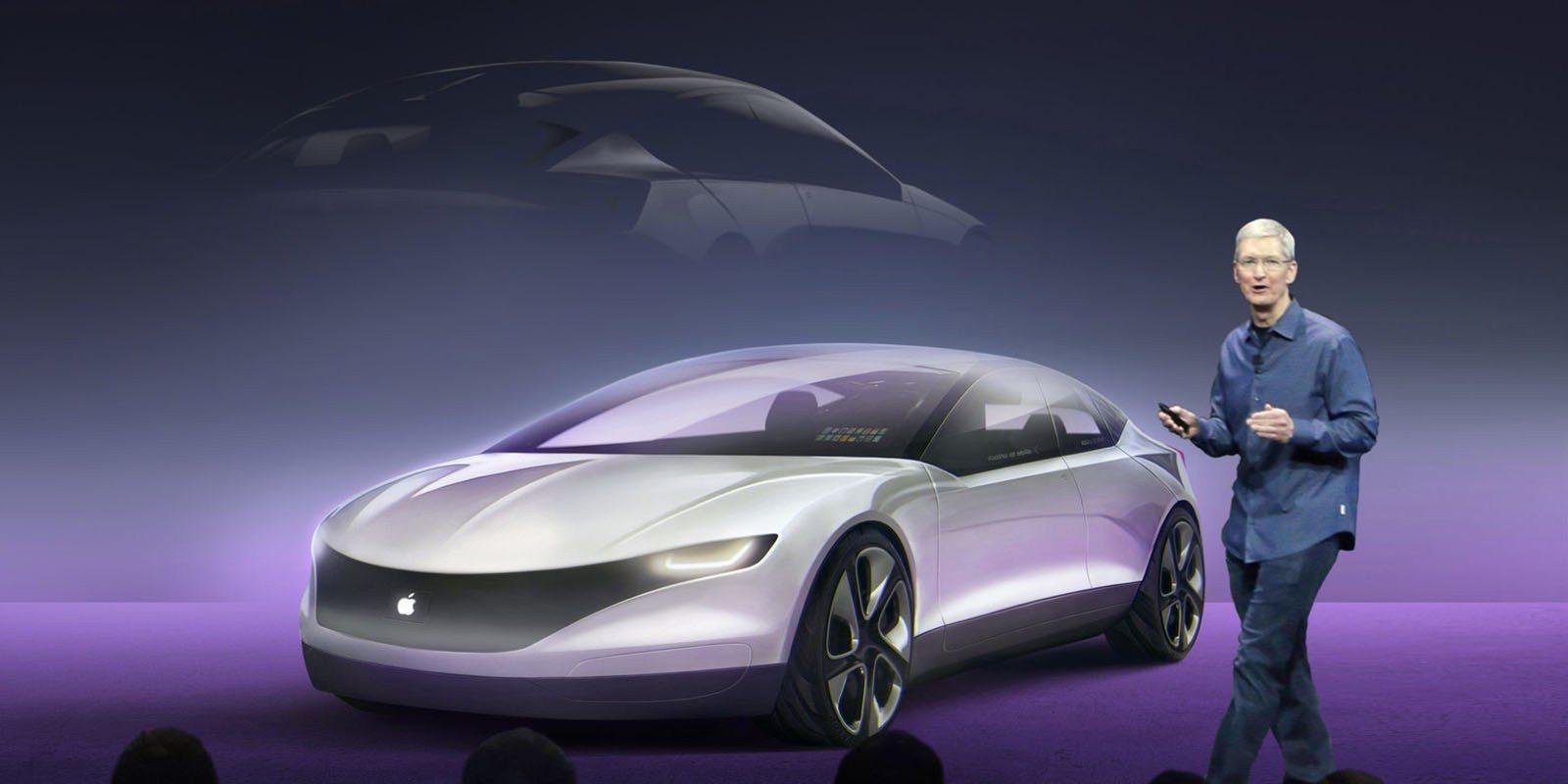 Apple tự tin sẽ mang lại cuộc cách mạng mới cho nền công nghiệp ô tô. Ảnh: 9to5mac