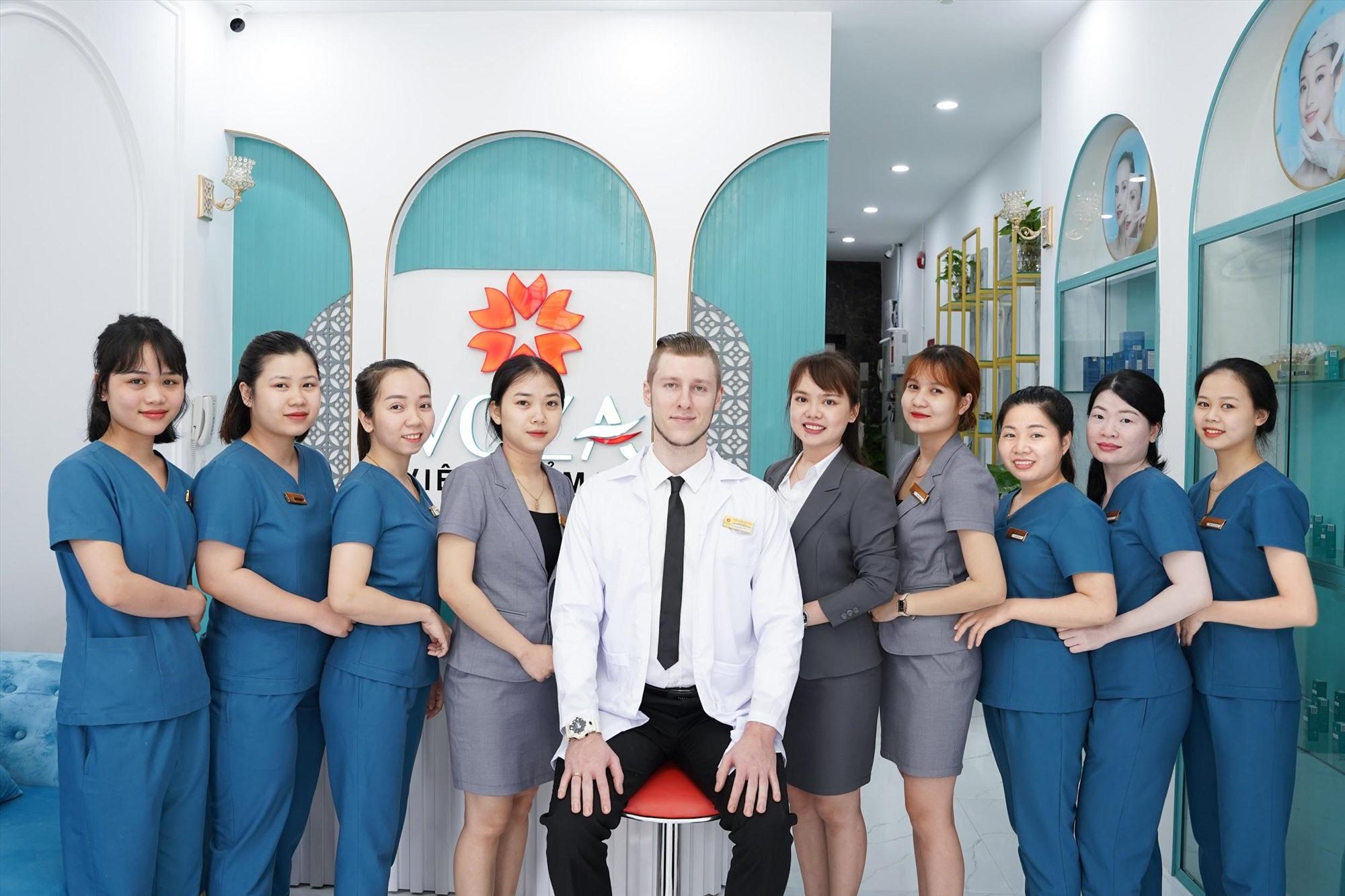 Viện thẩm mỹ Voza - thiên đường làm đẹp cho phái đẹp Việt
