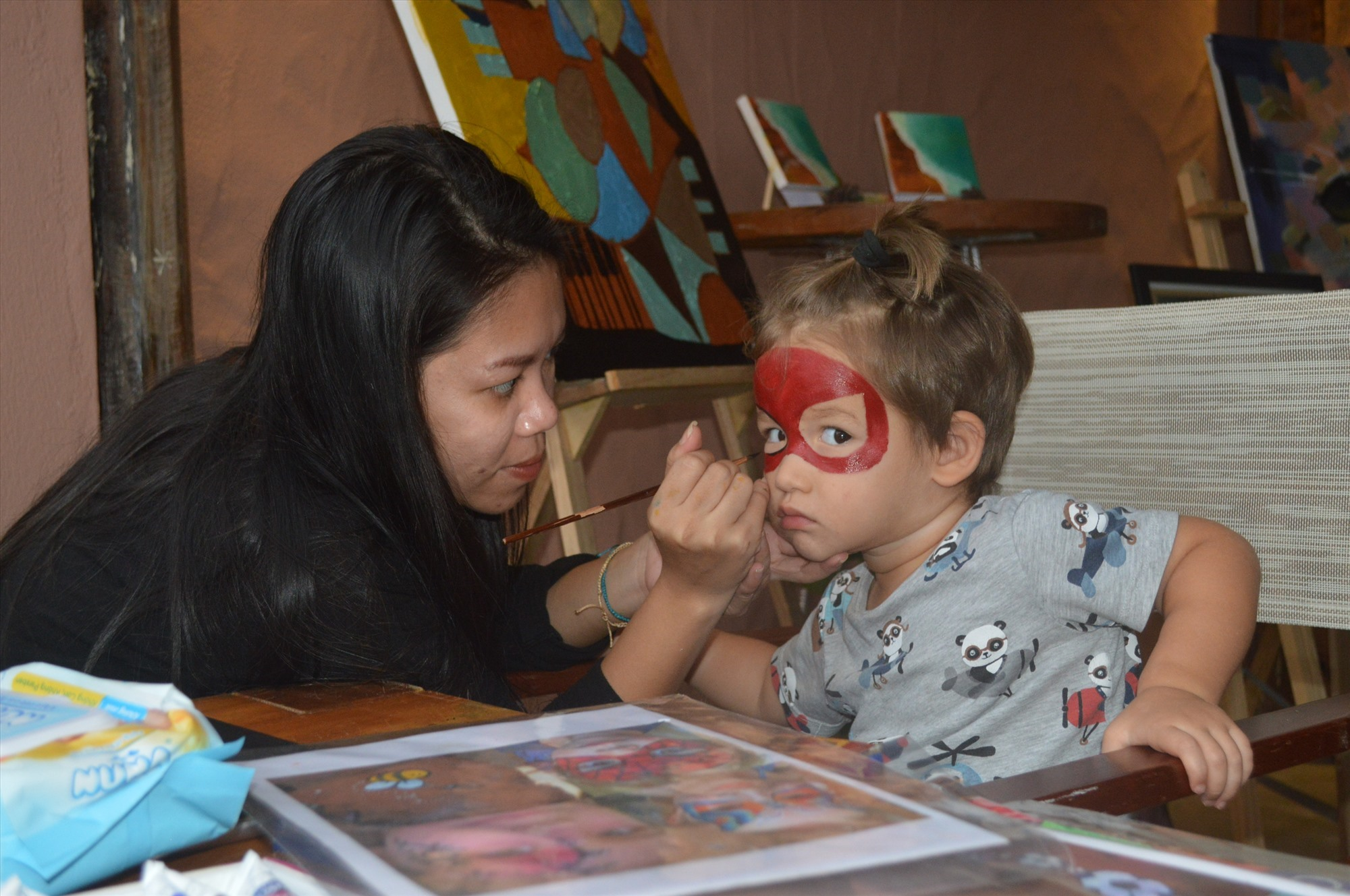 Cultural space for children