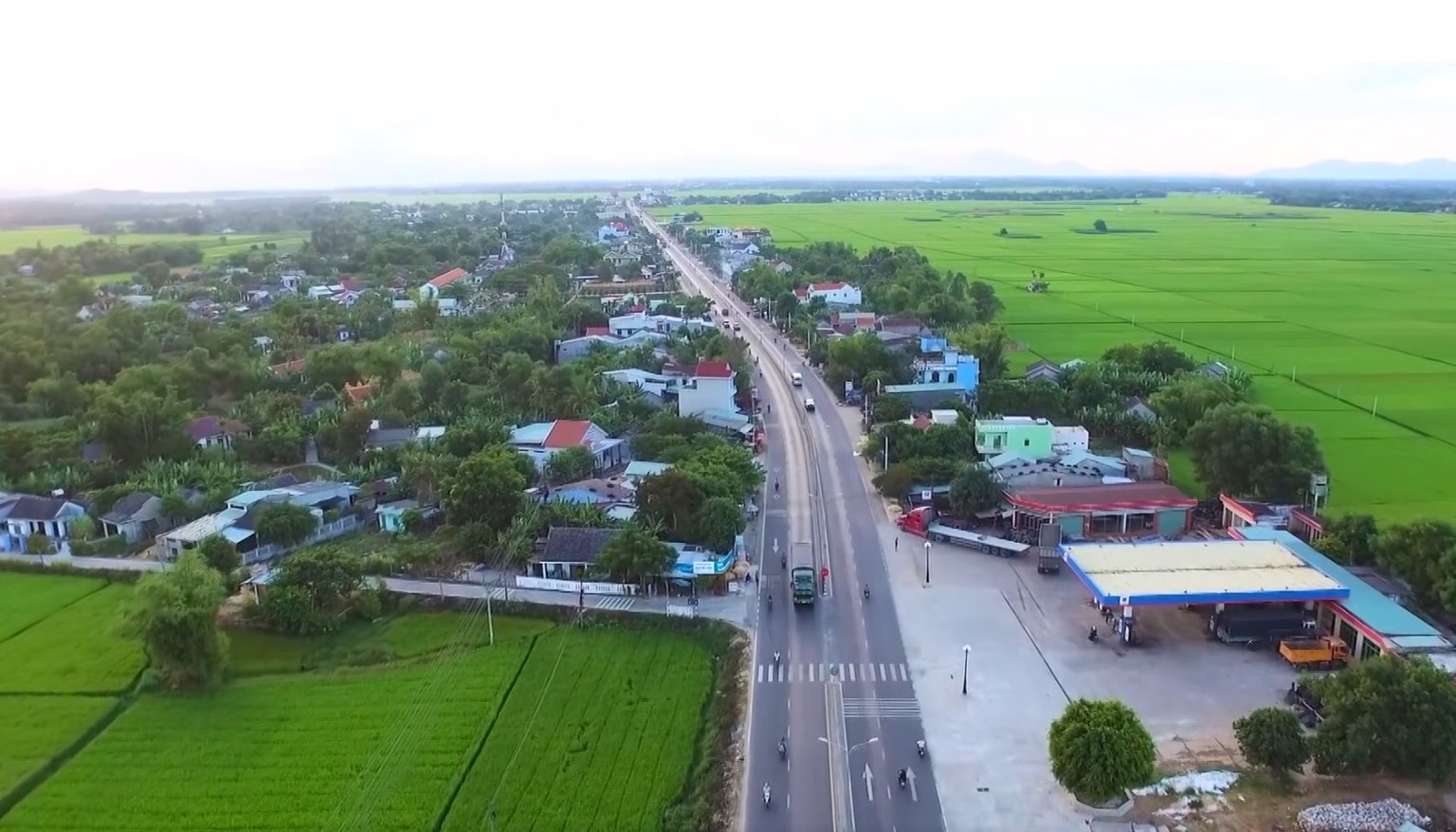 Quế Thuận (Quế Sơn, Quảng Nam) ngày càng được chú trọng đầu tư (Nguồn: Internet)