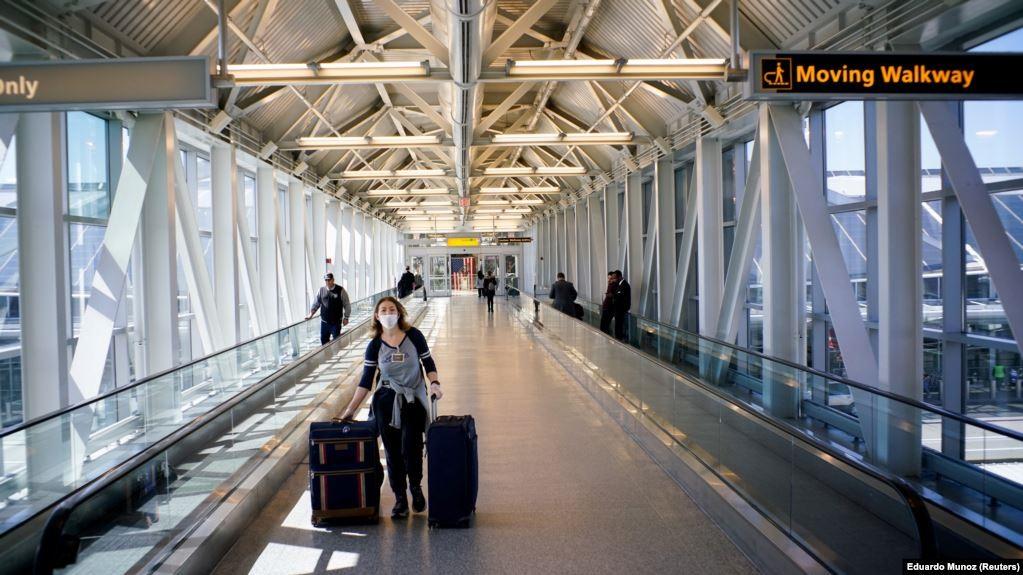 Tại một sân bay ở Mỹ. Ảnh: Reuters