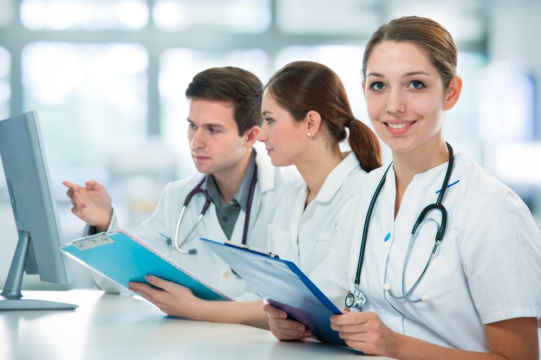 Sinh viên y khoa tại đại học Canada.Ảnh: worldscholarshipforum