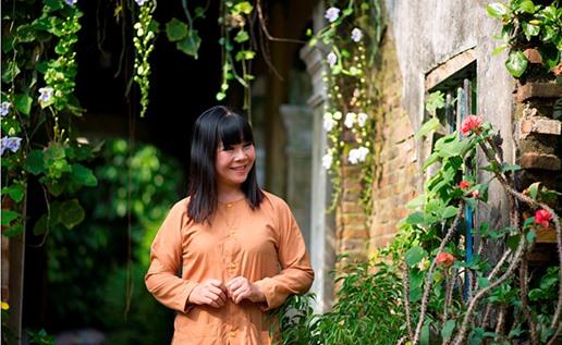 """Ánh Tuyết với bộ phim tài liệu """"Hát ru xứ Quảng"""" - Báo Quảng Nam ..."""