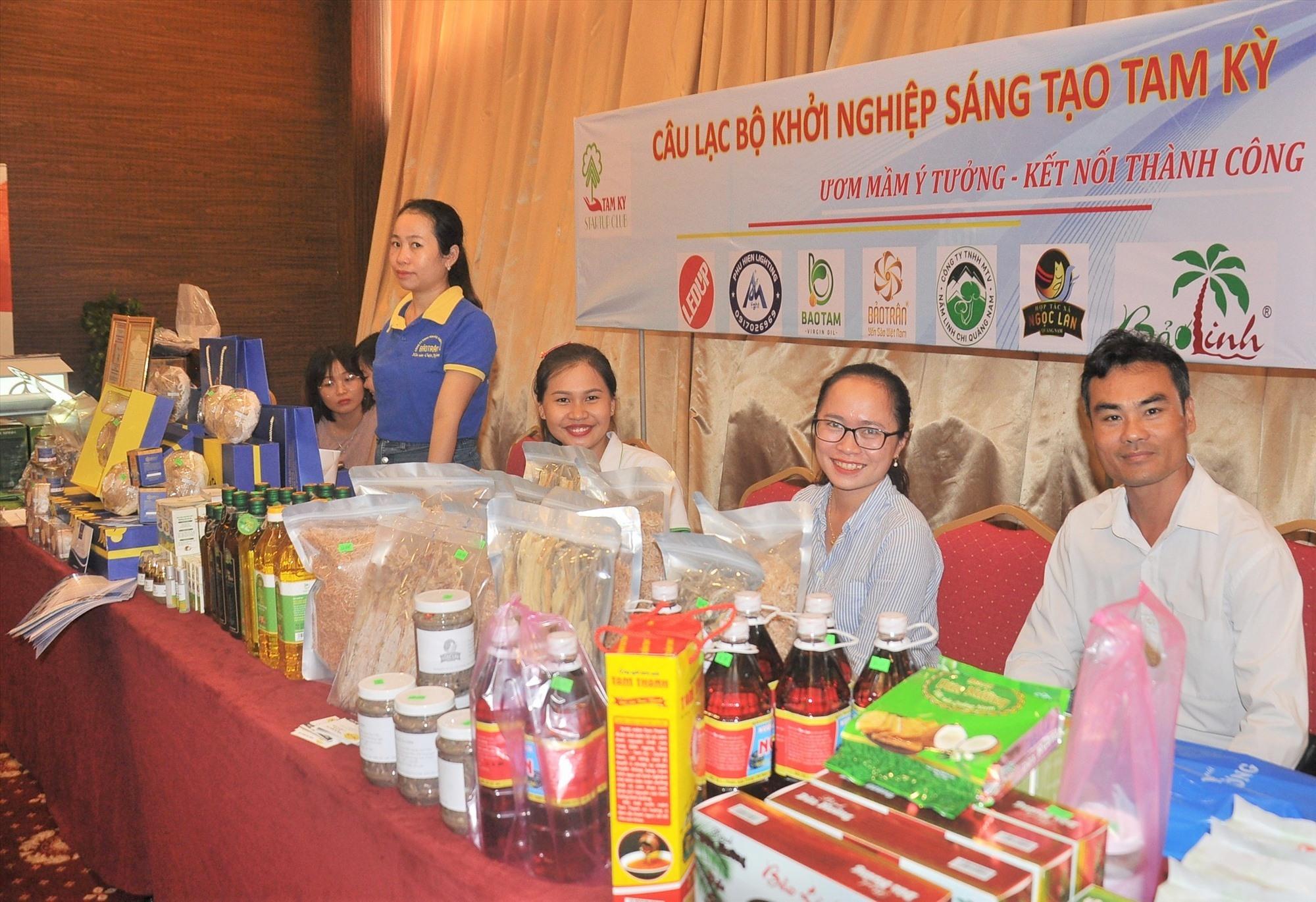 Cuộc thi dành cho thanh niên có dự án khởi nghiệp trên lĩnh vực nông nghiệp, nông thôn. Ảnh: VINH ANH