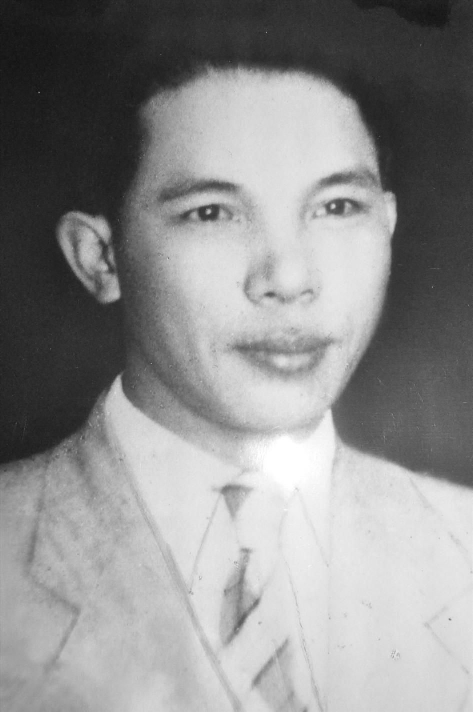 """Bí thư Tỉnh ủy Phan Văn Định là người khởi xướng đồng thời là người tổ chức thực hiện ra số đầu tiên của tờ báo """"Lưỡi Cày"""". Ảnh tư liệu"""