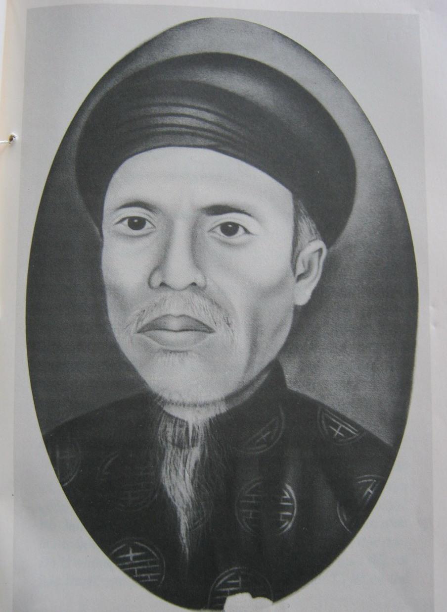 Nguyễn Thuật - một trong những người gốc Nghệ có đóng góp lớn cho đất Quảng. Ảnh: Internet