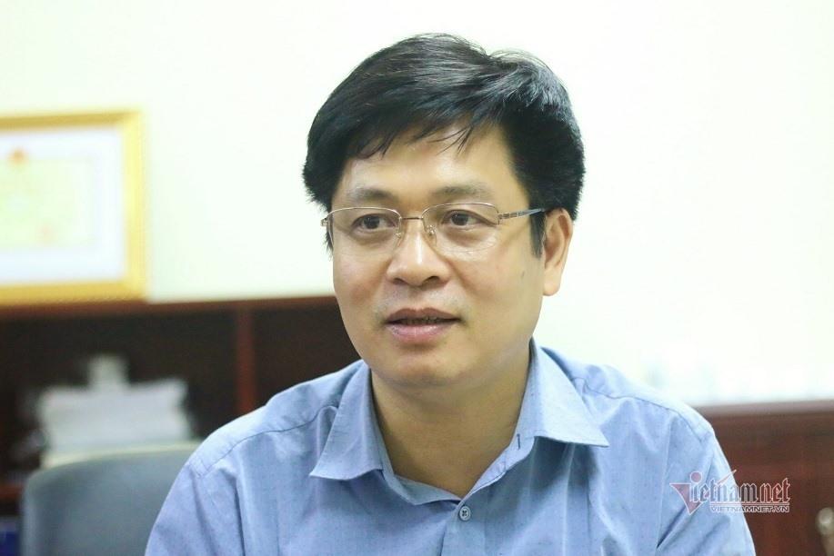 Ông Nguyễn Xuân Thành, Vụ trưởng Vụ Giáo dục Trung học (Bộ GD-ĐT).