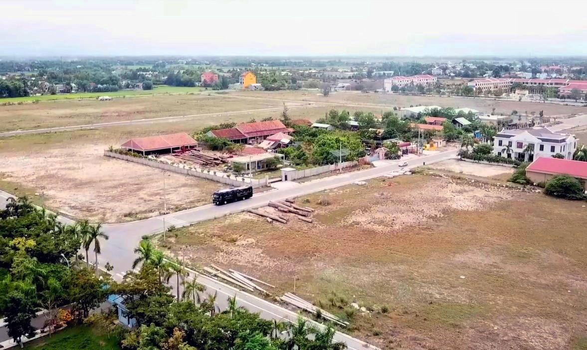 Các cơ sở mộc dâm dụng được di dời vào Cụm Công nghiệp Thanh Hà.