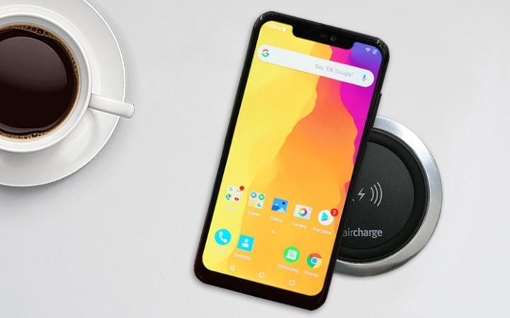 Sạc điện thoại không dây Panasonic với tốc độ sạc nhanh
