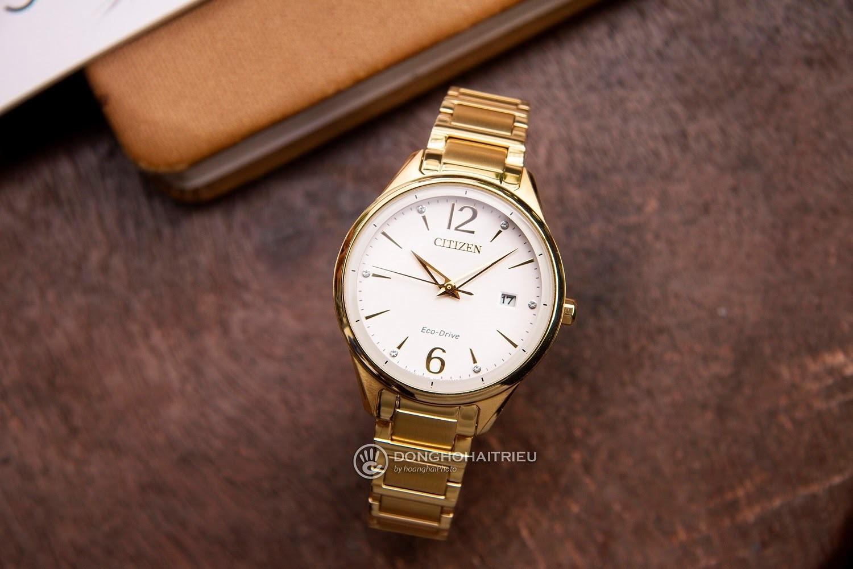 Mua đồng hồ Citizen tại Việt Nam có nhiều cách, một trong số đó là đến với các cửa hiệu của Đồng Hồ Hải Triều - Citizen FE6102-53A.