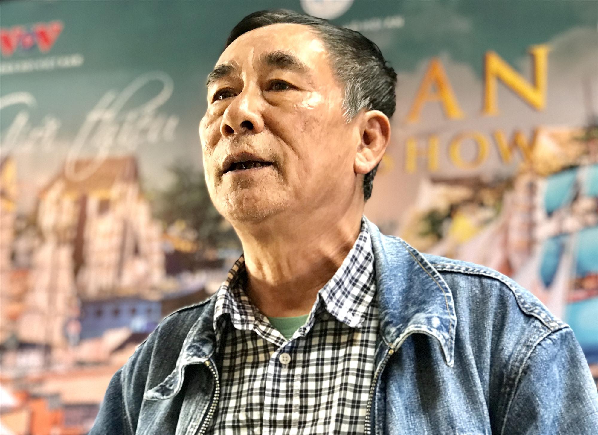 Ông Nguyễn Quang Vinh.