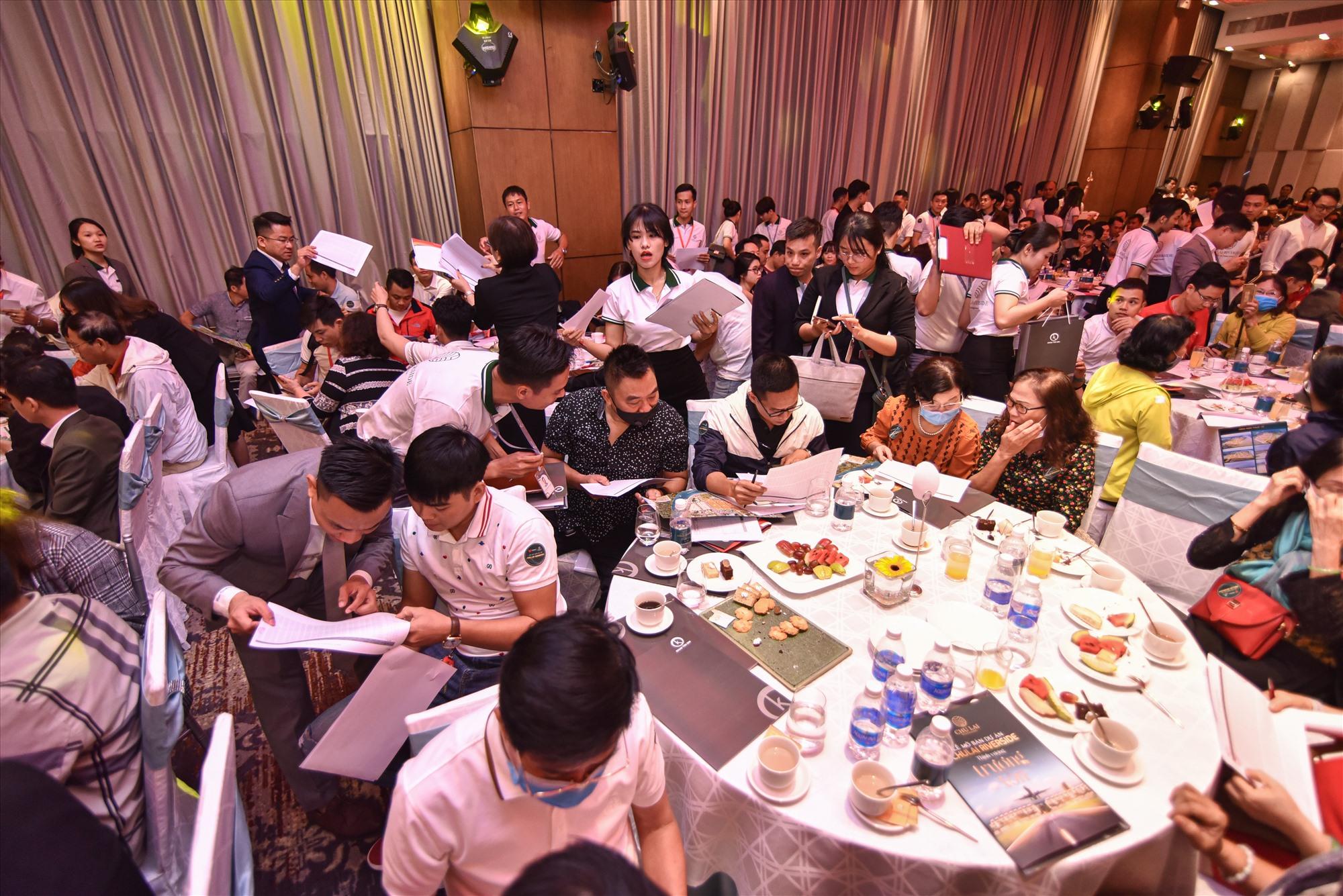 Nhà đầu tư giao dịch dự án Chu Lai Riverside nhờ pháp lý đầy đủ, hạ tầng hoàn thiện, giá thấp chỉ từ 8 triệu đồng/m2.