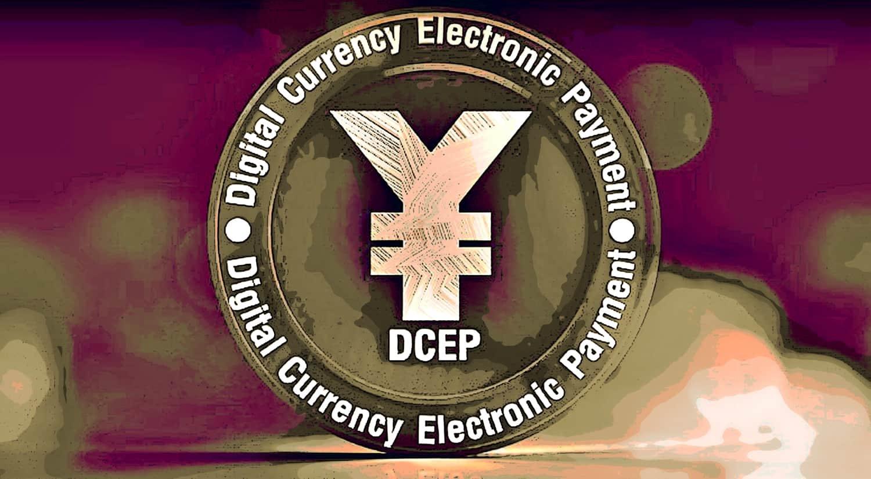 Đồng nhân dân tệ điện tử được gọi chính thức là Thanh toán điện tử tiền tệ kỹ thuật số (DCEP). Ảnh: Fokast News