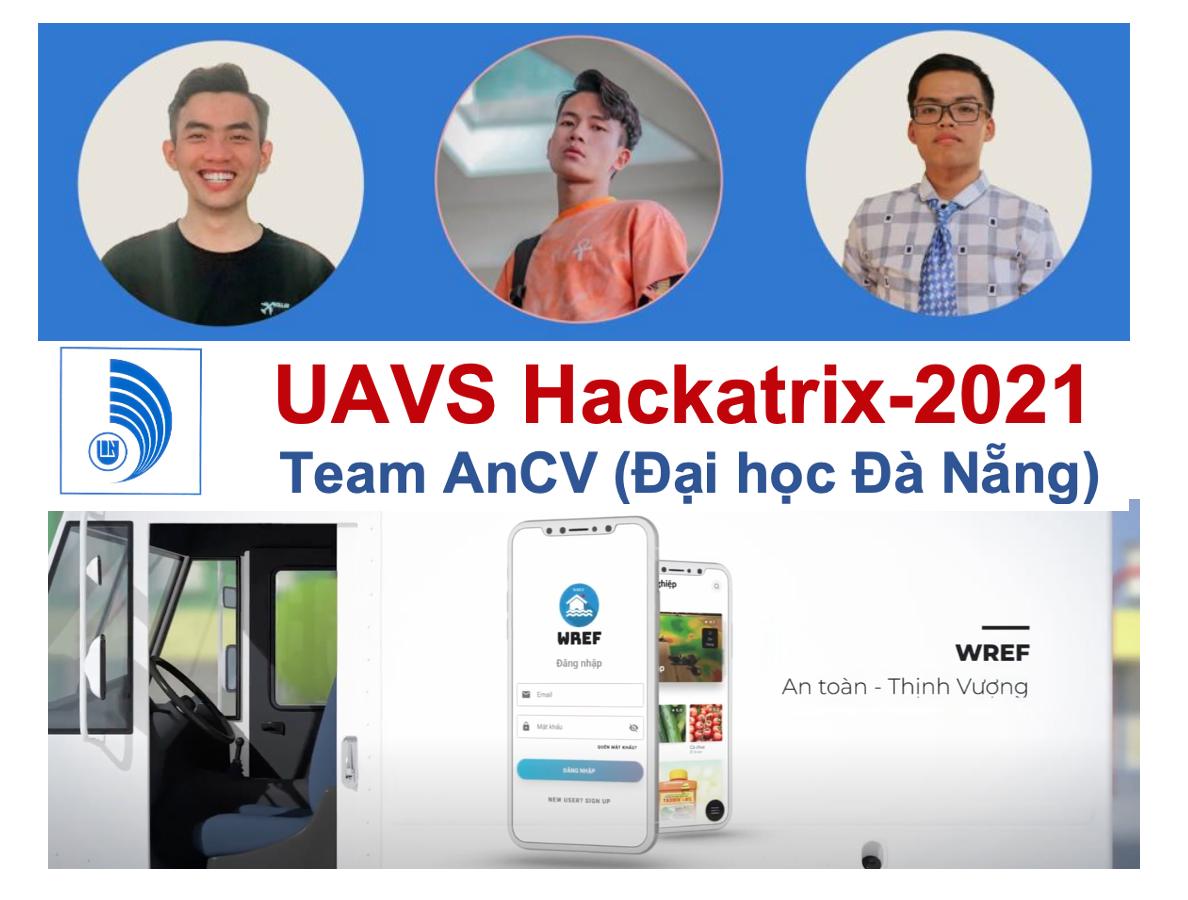 Đội AnCV của Đại học Đà Nẵng vừa xuất sắc giành giải nhất cuộc thi ý tưởng công nghệ Úc 2021 hỗ trợ nông dân trồng trọt, thích ứng với biến đổi khí hậu. Ảnh: Q.L