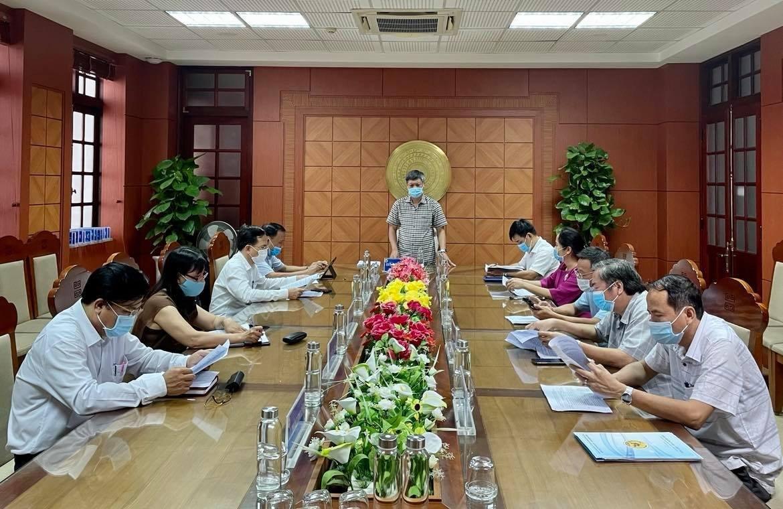 Quang cảnh cuộc họp chiều ngày 11.10