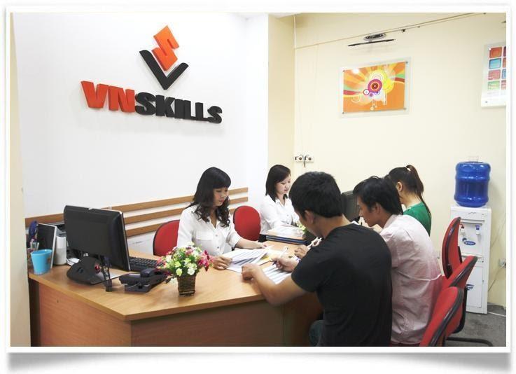 Trung tâm đào tạo Thiết kế VNSkills
