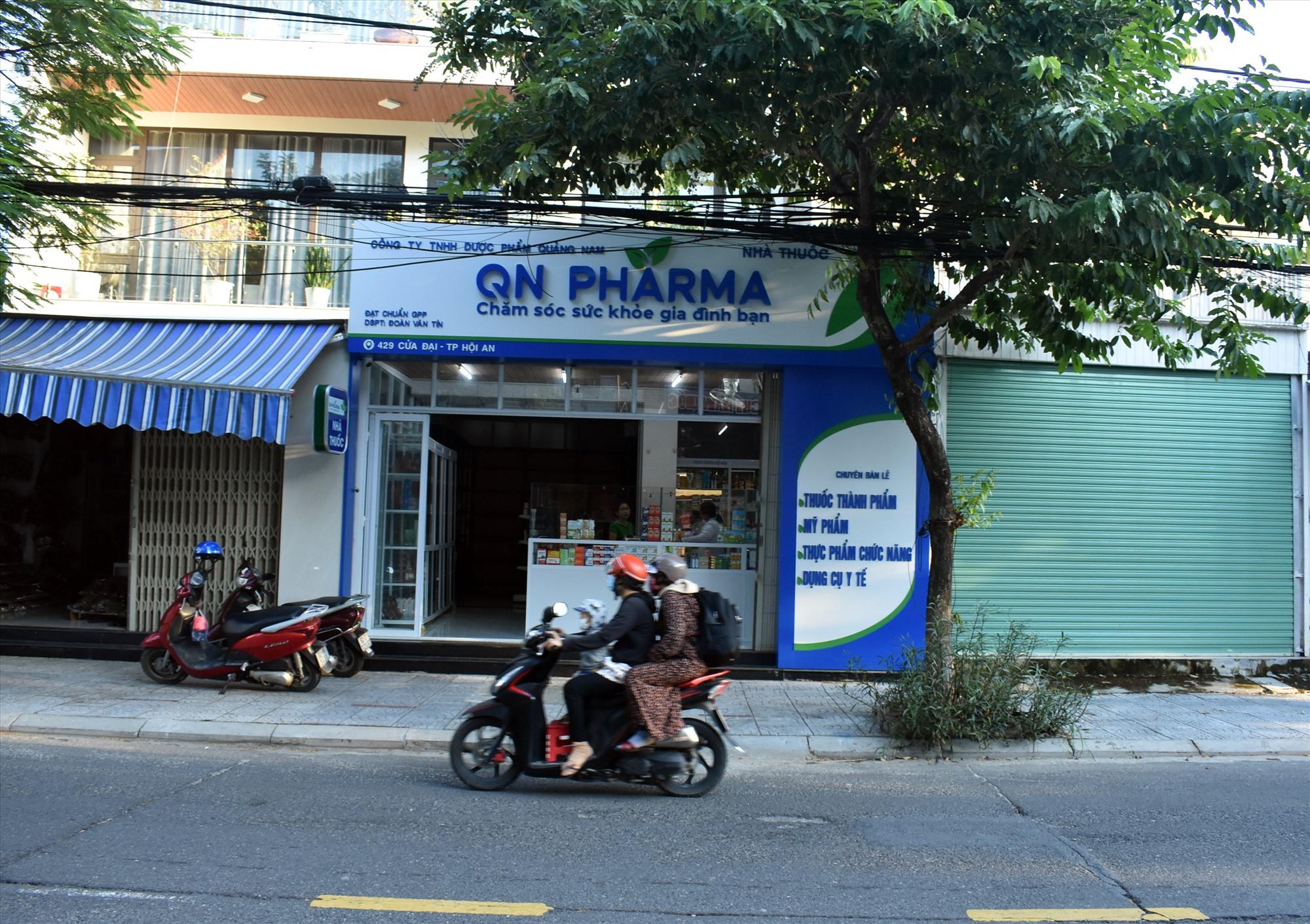 Tập đoàn Hoàng Như mở hệ thống nhà thuốc mang thương hiệu QN Pharma