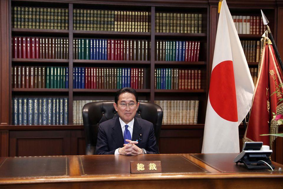 Tân Thủ tướng Nhật Bản Fumio Kishida