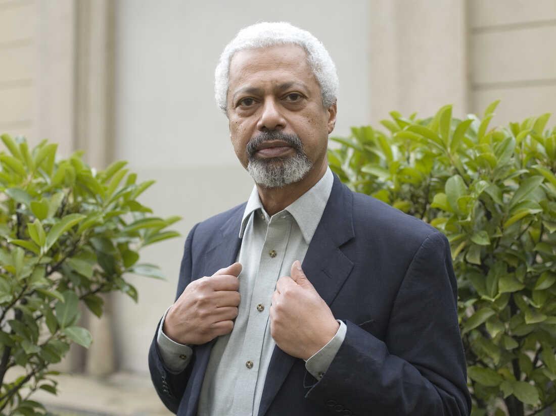 Nhà văn Abdulrazak Gurnah, chủ nhân giải Nobel Văn học 2021. Ảnh: Gettyimage