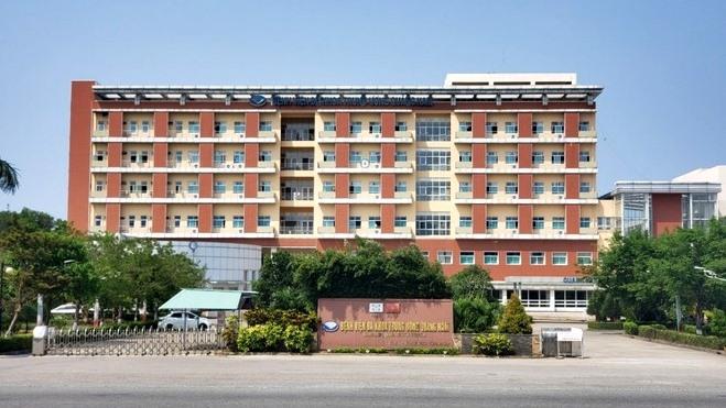 Bệnh viện Đa khoa Trung ương Quảng Nam trở lại trạng thái bình thường. Ảnh: Đ.Y