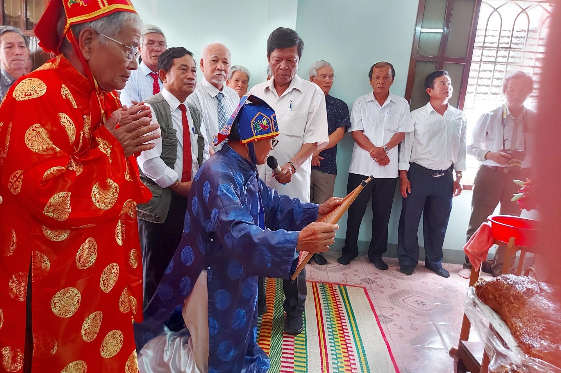 lễ húy kỵ Minh quân Lê Thánh Tông lần thứ 524 (1497 - 2021).