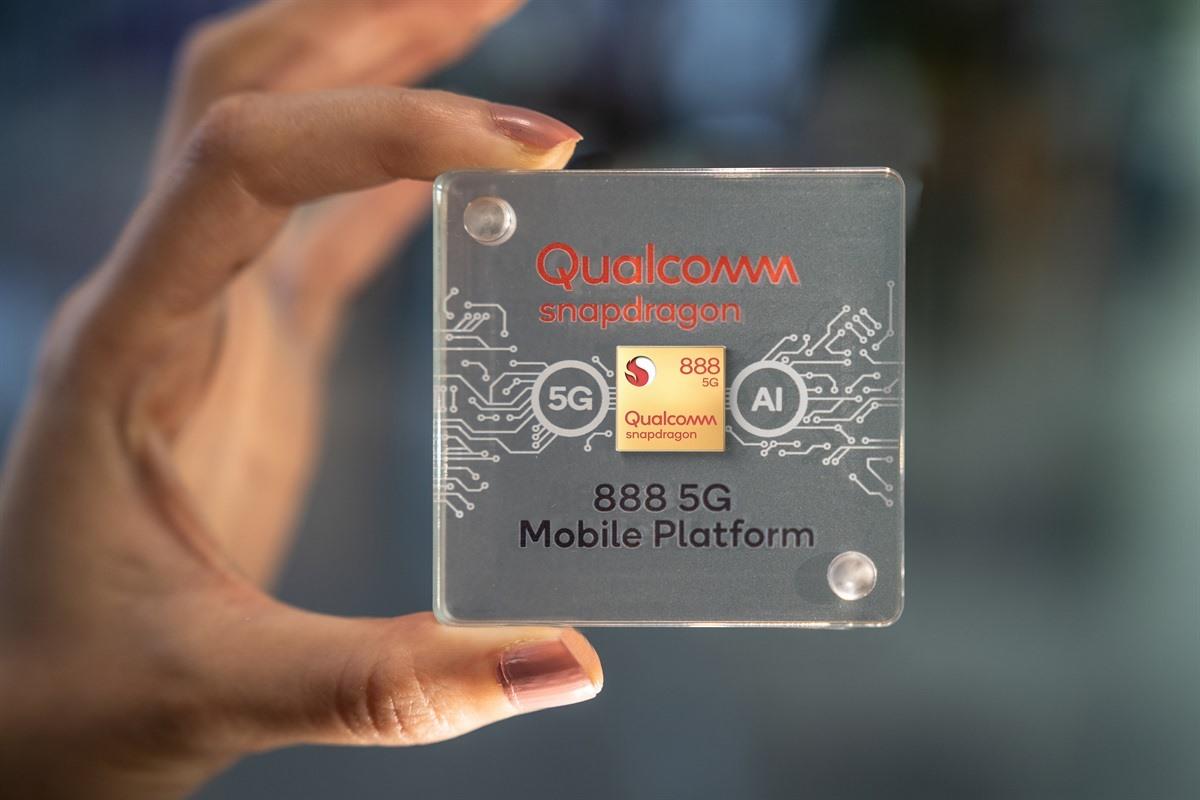 Qualcomm đang vật lộn để đáp ứng nhu cầu về chip xử lý được sử dụng trong điện thoại và các thiết bị thông minh. Ảnh: Worldstock