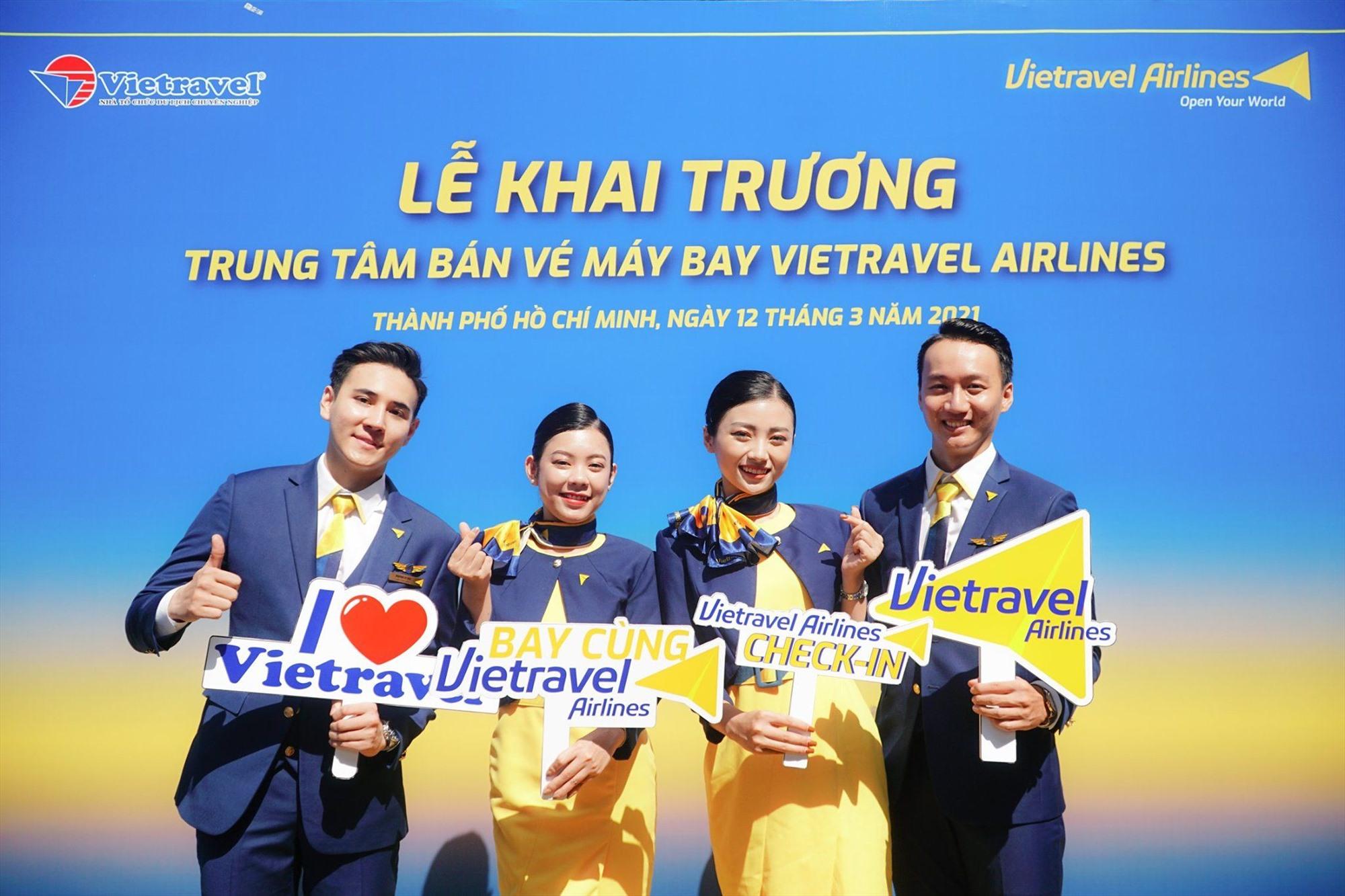 Vietravel Airlines – Hãng hàng không du lịch đầu tiên của Việt Nam