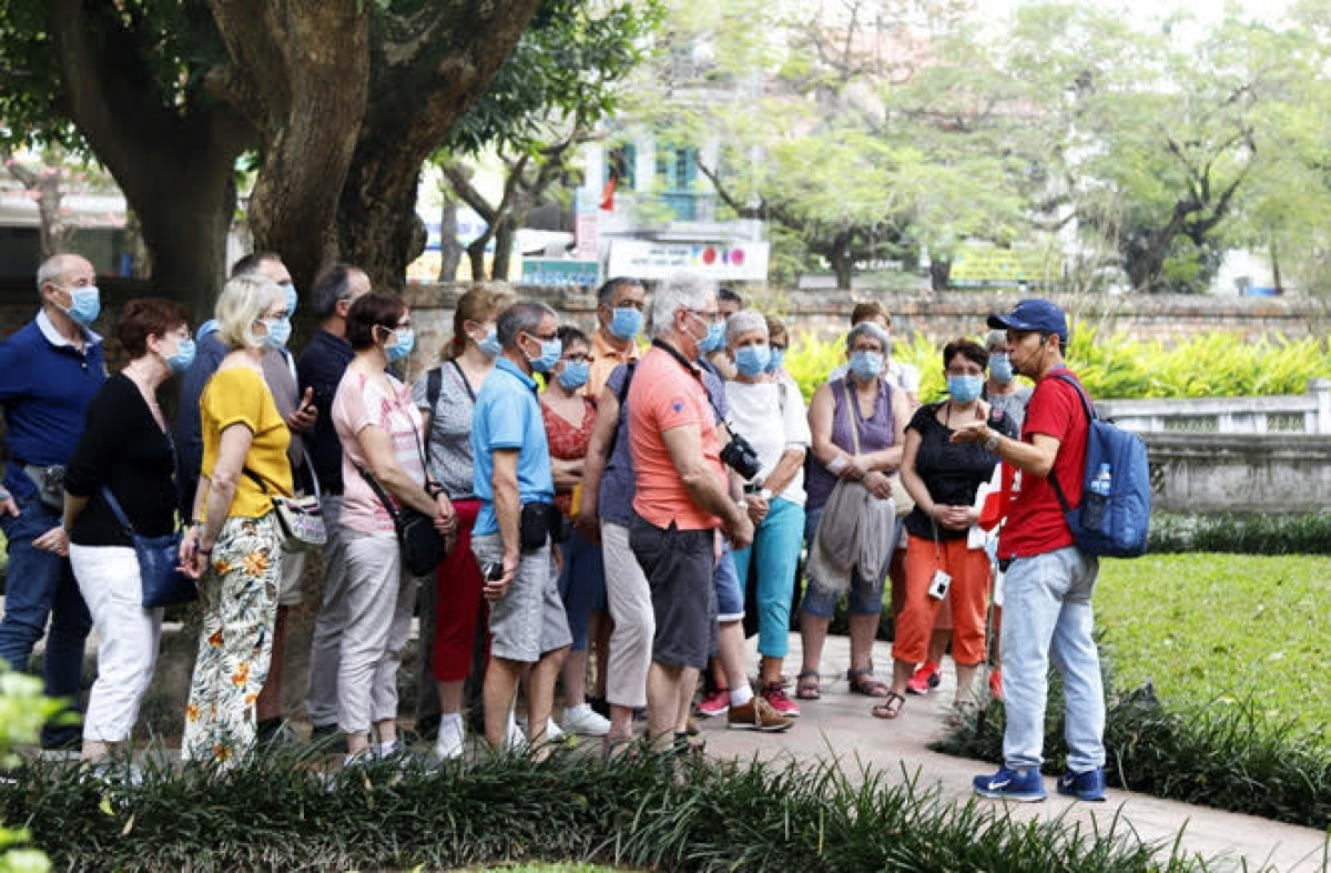 Foreign travellers will be back to Vietnam under right conditions. (Photo: HNM)