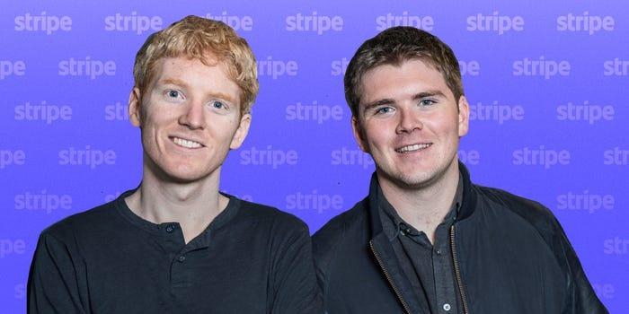 Tuy mỗi người sở hữu trong tay hơn 11 tỷ USD nhưng hai anh em Collison vẫn giữ phong cách sống và làm việc rất riêng. Ảnh: Business Insider