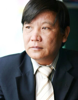 Nhà văn Nguyễn Một.