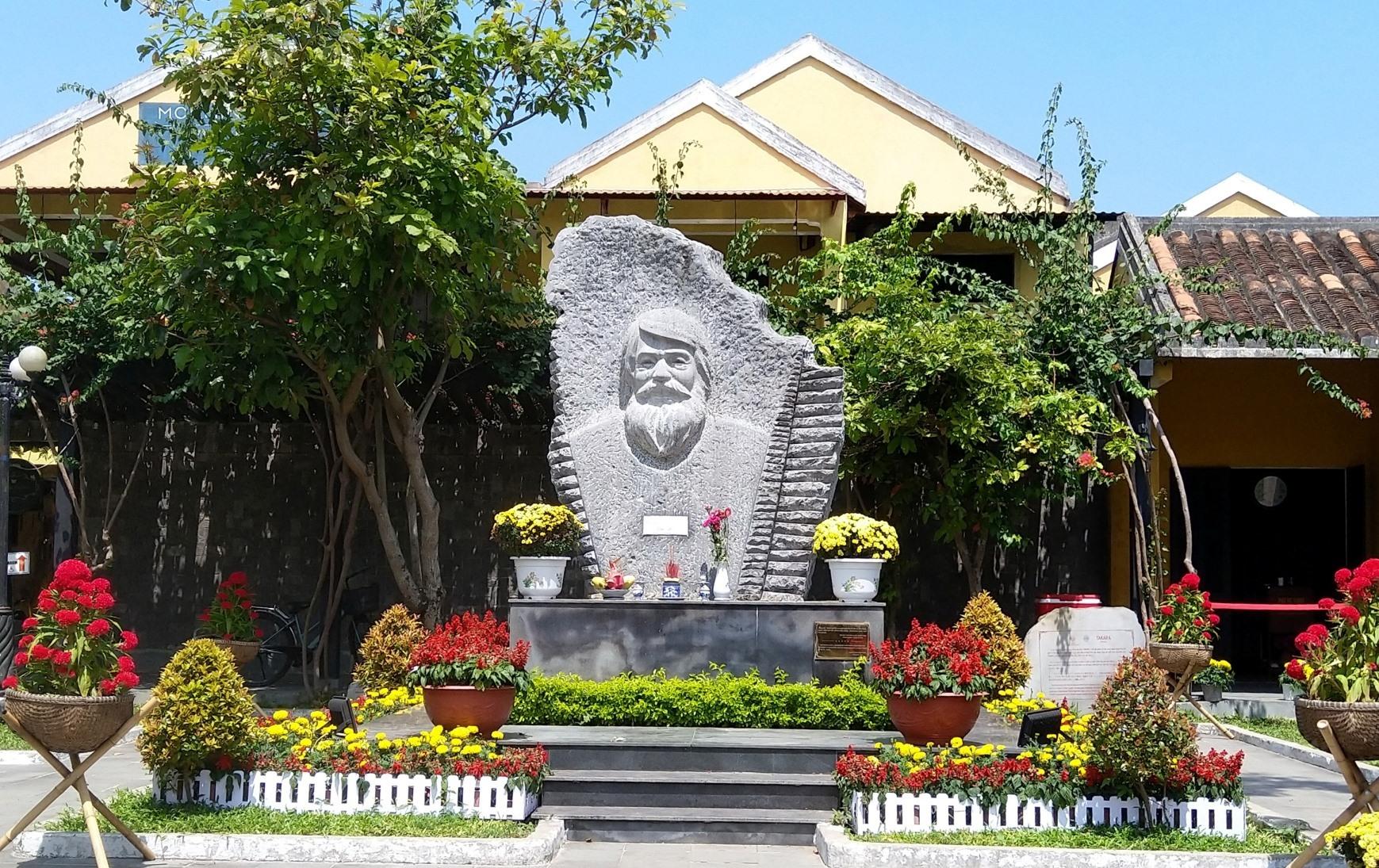 Kazik park in Hoi An