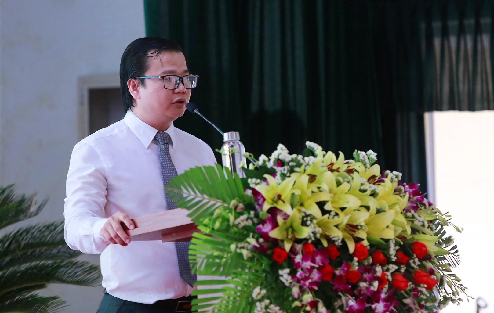 Ông Lê Ngọc Tường - Phó Giám đốc Sở VH-TT&DL nhấn mạnh, tiềm năng khởi nghiệp du lịch trên địa bàn Quảng Nam còn rất lớn.
