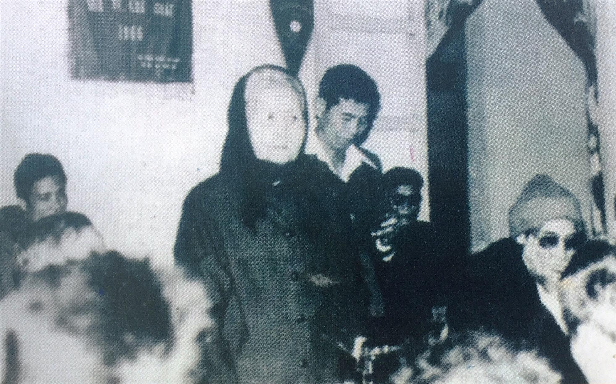Trần Thị Dư - nữ đảng viên chiến sĩ liên lạc đầu tiên của Đảng bộ tỉnh Quảng Nam.